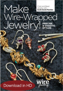 2nd Video - Make Wire-Wrapped Jewelry!