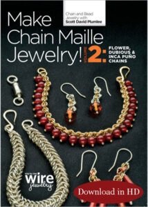 3rd Video - Make Chain Maille Jewelry! Vol2