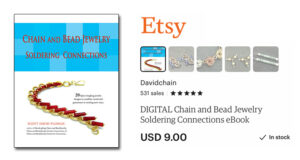 4th Book - Etsy Digital eBook