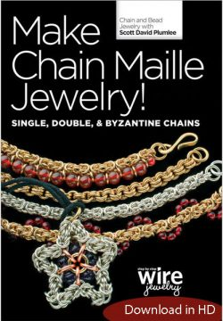 1st Video - Make Chain Maille Jewelry!