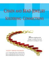 4th Book - Chain and Bead Jewelry Soldering Connections